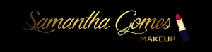 Samantha Gomes - Logotipo fundo Preto